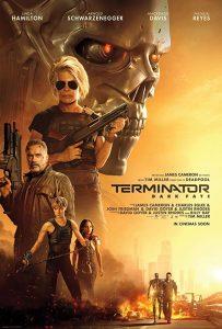 Poster ¨Terminator: Dark Fate¨ (2019)