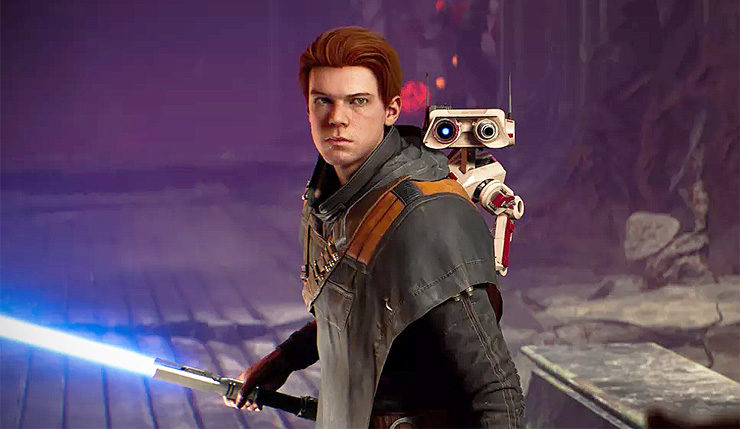 Star Wars Jedi Fallen Order: Trailer lanzamiento