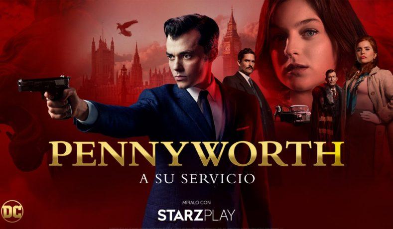 Pennyworth: Confirmada la segunda temporada