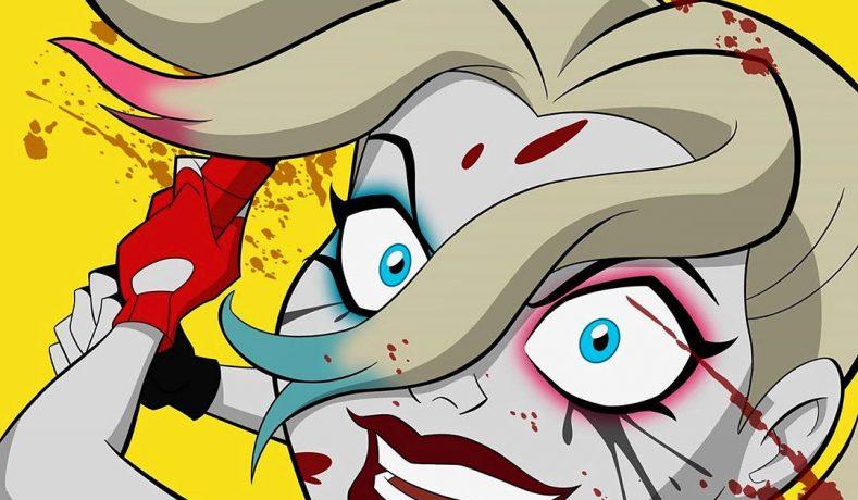 Harley Quinn 1×01 – Relación enfermiza y mucha sangre… demasiada