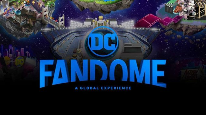 DC organizara un super evento virtual para los fanaticos