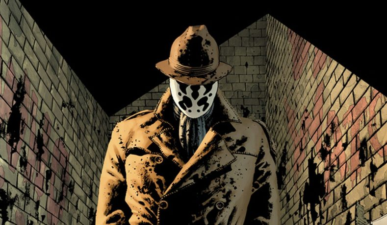 DC anuncia nuevo spinoff de Watchmen: RORSCHACH
