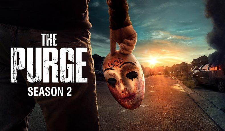 SPACE: Mañana vuelve «The Purge» con su segunda temporada