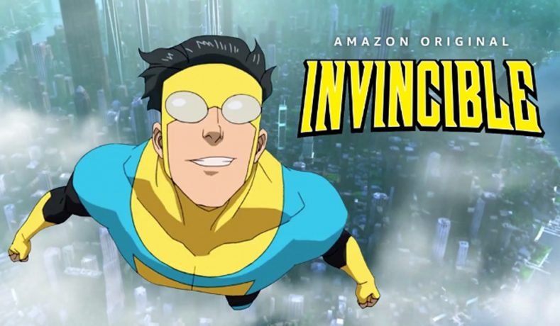 AMAZON RENUEVA 'INVINCIBLE' DE ROBERT KIRKMAN POR DOS TEMPORADAS MÁS