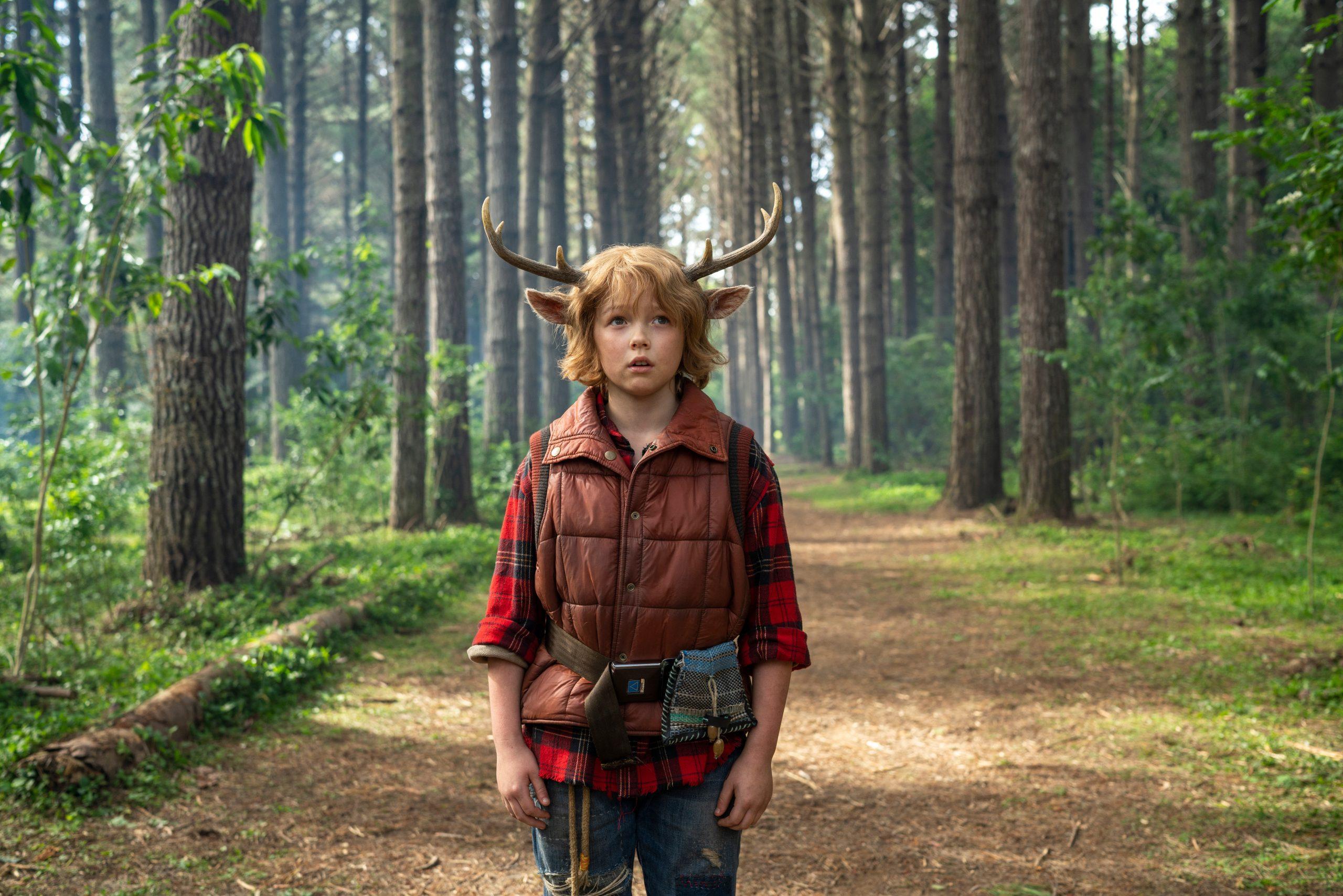 SWEET TOOTH: Primer trailer y fecha de estreno anunciada