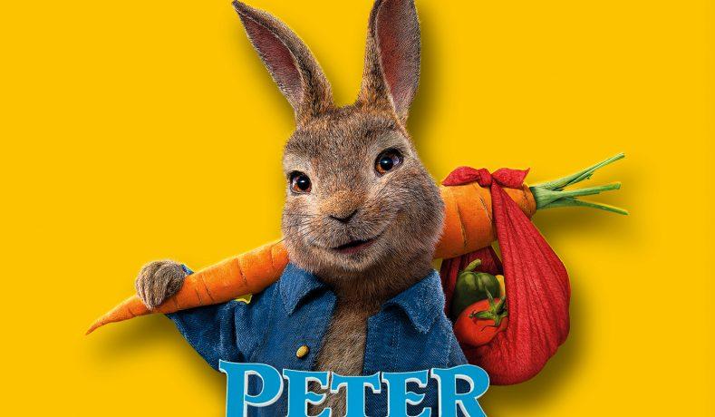 'Peter Rabbit: Conejo En Fuga' revela su avance final