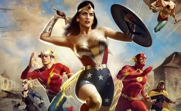 Justice Society: World War II – REVIEW
