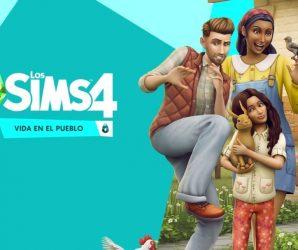 """""""Los Sims 4: Vida en el pueblo"""": Cuando canta el gallo"""