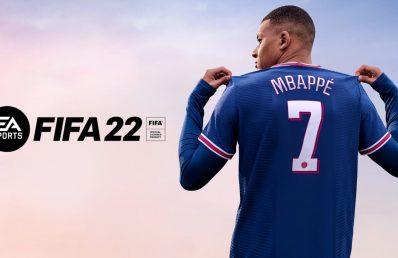 FIFA 22: Me Mbappé de fútbol
